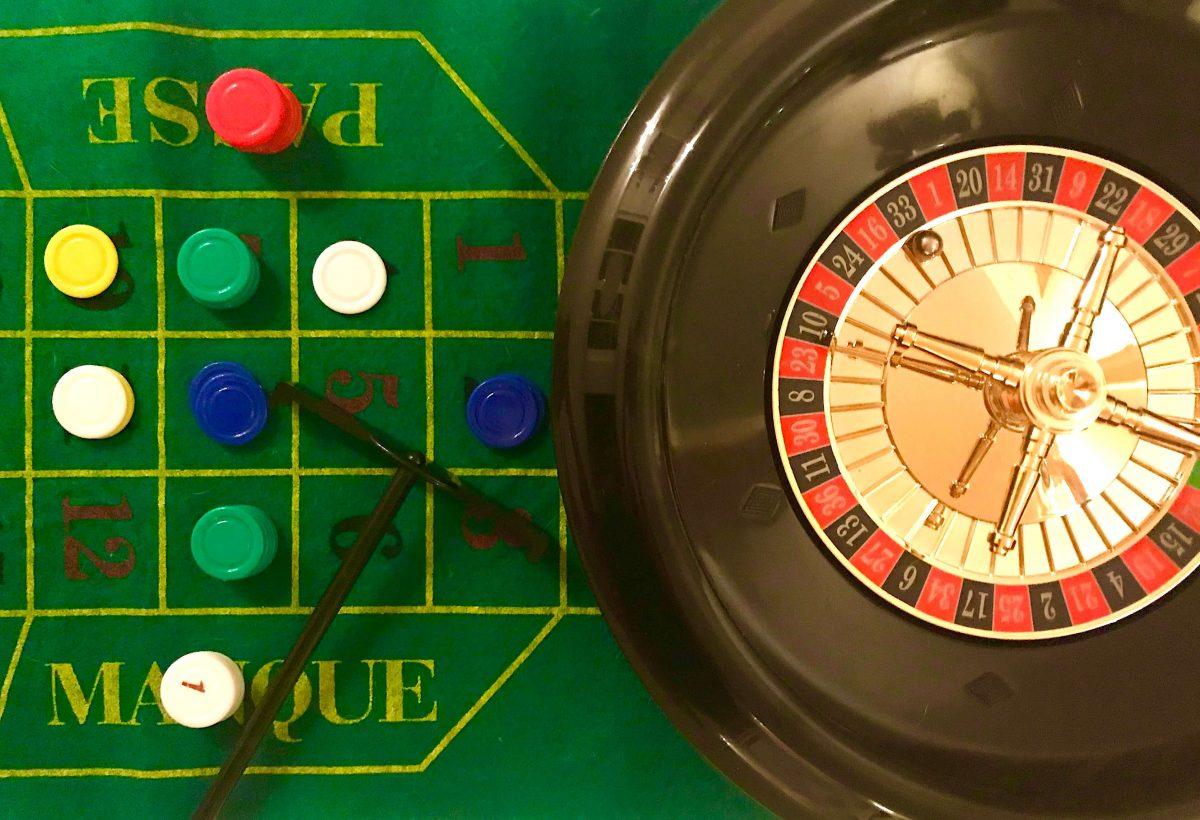 Milliarden-Roulette